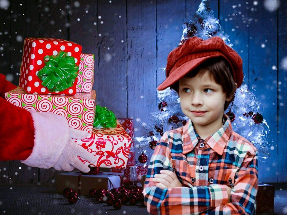 子供にぴったりのクリスマスプレゼントは何だろう?